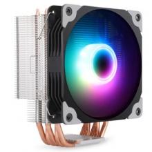 鑫谷冷锋霜塔T5台式机电脑主机cpu散热器5热管日食静音cpu风扇